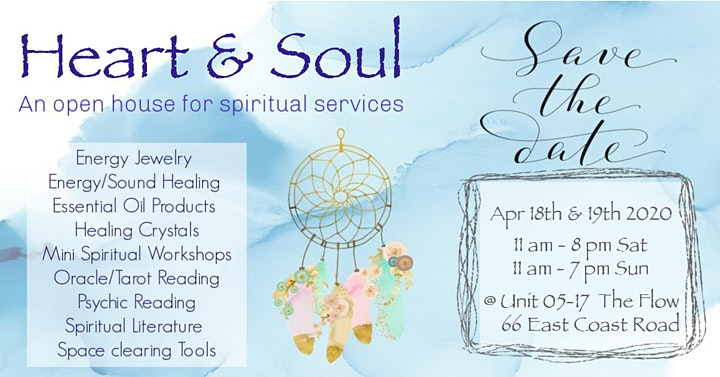 Heart & Soul - an open house for spiritual services and products image