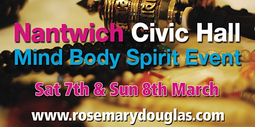 Nantwich Mind body & Spirit Event