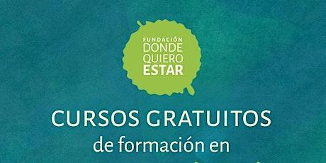 REFLEXOLOGÍA (varios horarios): Fundación Donde Quiero Estar entradas