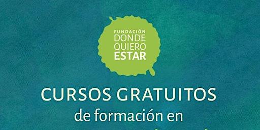 REFLEXOLOGÍA (varios horarios): Fundación Donde Quiero Estar