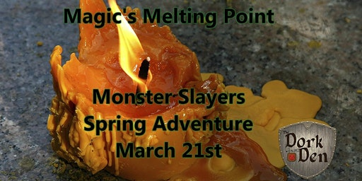 Monster Slayers Magic's Melting Point