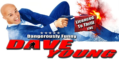 Dave Young Live & Licenced To Thrill tickets
