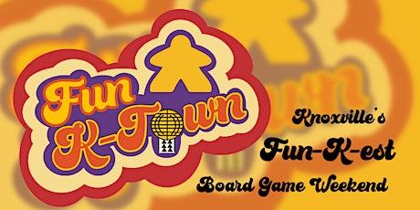 Fun K-Town 2020 tickets