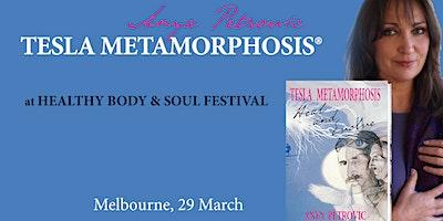 Tesla Metamorphosis at Healthy Body & Soul Festival