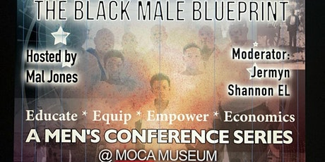 The Black Blueprint: Men's Conference Part II tickets
