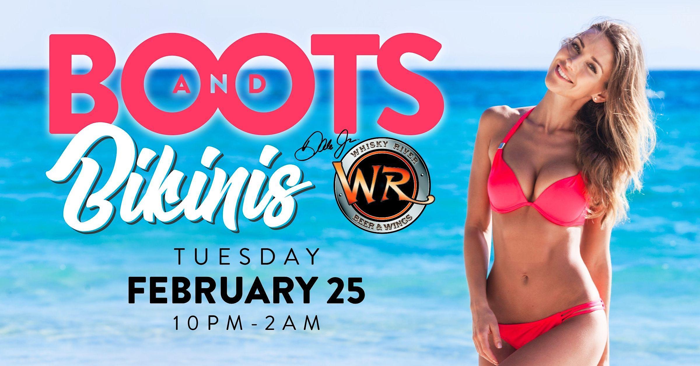 2020 February Boots & Bikinis