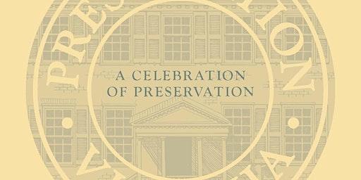 2020 Preservation Awards Ceremony