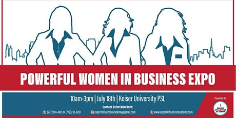 Powerful Women in Business Expo tickets