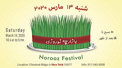 Norooz Festival tickets