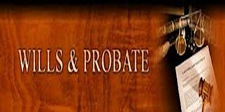 Wills, Probate, and Estate Planning - 3 Hour CE Duluth - Special Guest Attorney Robert Hughes FREE! tickets