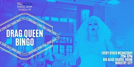 NYC BEER WEEK Drag Queen Bingo at Big aLICe Barrel Room! tickets