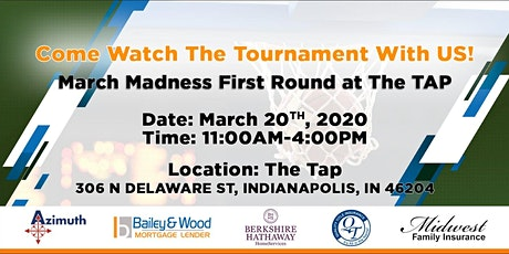 Watch Party - First Round of NCAA Tournament (All Inclusive) tickets