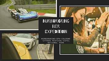The Nurburgring Bier Expedition Rally 2020