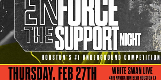 Enforce The Support Night
