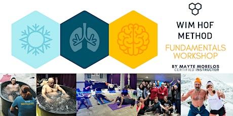 Wim Hof Method Fundamentals Workshop : London, Ontario tickets
