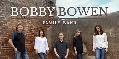 Bobby Bowen Family Concert In Hope Arkansas tickets