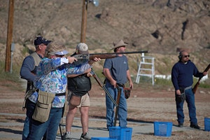 LUCERNE VALLEY LIONS CLUB COMPETITIVE TRAP SHOOT MARCH 15, 2020