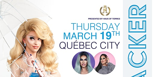Miz Cracker in Quebec City