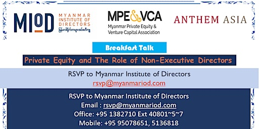 Private Equity and The Role of Non-executive Directors