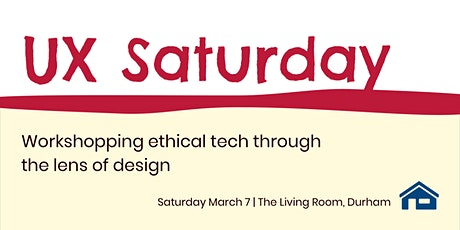 UX Saturday - Education tickets