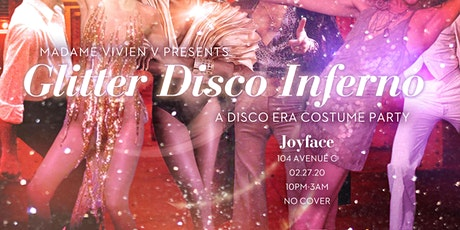 Glitter Disco Inferno - A Disco Era Costume Party tickets