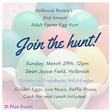 Adult Easter Egg Hunt tickets