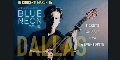 Aidan Gallagher - BLUE NEON Tour - Dallas tickets