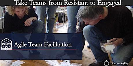 ICAgile Agile Team Facilitation (ATF) - Foundation of Leading Amazing Teams tickets