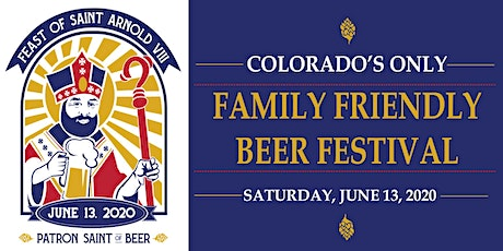 Feast of St Arnold VIII Family Friendly Beer Festival tickets