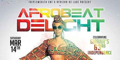 Afrobeat Delight {Celebrating Ghana's 63rd Independence}