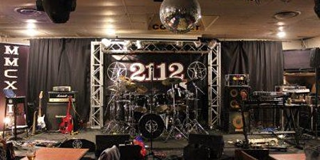 2112 (Rush Tribute Band) @ Rhythm & Brews - NIGHT ONE tickets