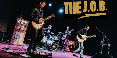 The J.O.B. at Pro Re Nata Brewery tickets