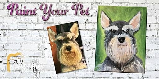 Paint Your Pet - Lauren's Art Club