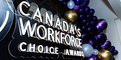 Canada's Workforce Choice Awards 2020 tickets