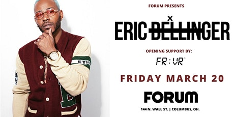 ERIC BELLINGER tickets