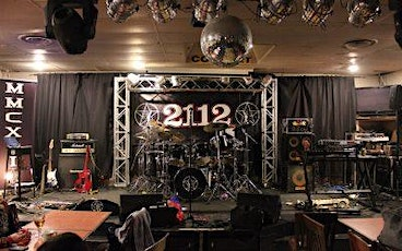 2112 (Rush Tribute Band) @ Rhythm & Brews - NIGHT TWO tickets