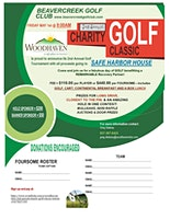 WOODHAVEN OHIO 2ND ANNUAL CHARITY GOLF CLASSIC