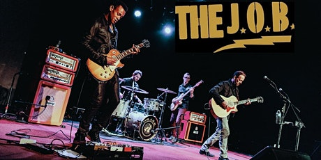 The J.O.B. at Macado's for St Patrick's Day tickets