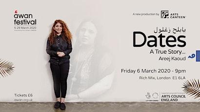 Dates - يا بلح زغلول tickets