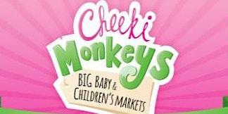 Cheeki Monkeys BIG Baby and Children's Market -Nearly New Sale - Hassocks