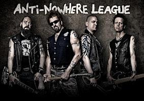 Anti-Nowhere League with FANG, Besmirchers & Bastard Machine