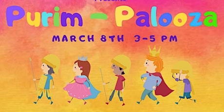 Purim Palooza tickets