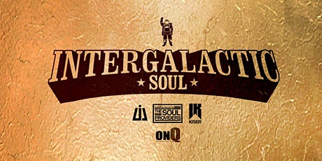 Intergalactic Soul in partnership with TOBWE tickets