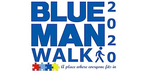 Blue Man Walk 2020 Autism Awareness Walk and Vendor Expo