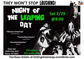 Night of The Leaping Day tickets