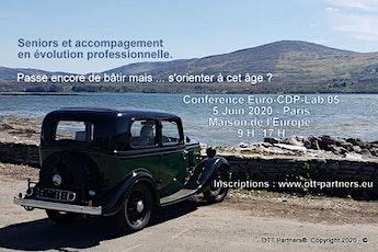 Euro-CDP-Lab.05: Accompagnement en évolution professionnelle des Seniors billets
