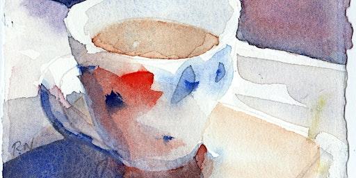 'Light, Colour, Form' Watercolour  workshop
