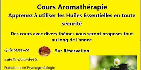 Cours Aromathérapie tickets