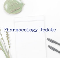 Pharmacology Update for Nurse Practitioners: August 14, 2020