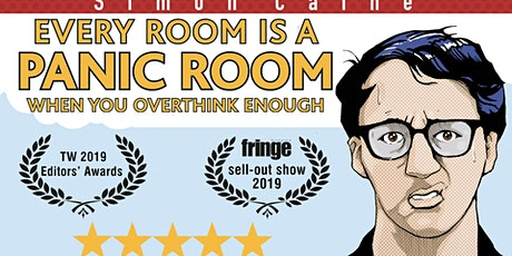 Every Room Becomes a Panic Room When You Overthink - Cambridge tickets